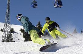 Zum Schneesportbericht Lenk