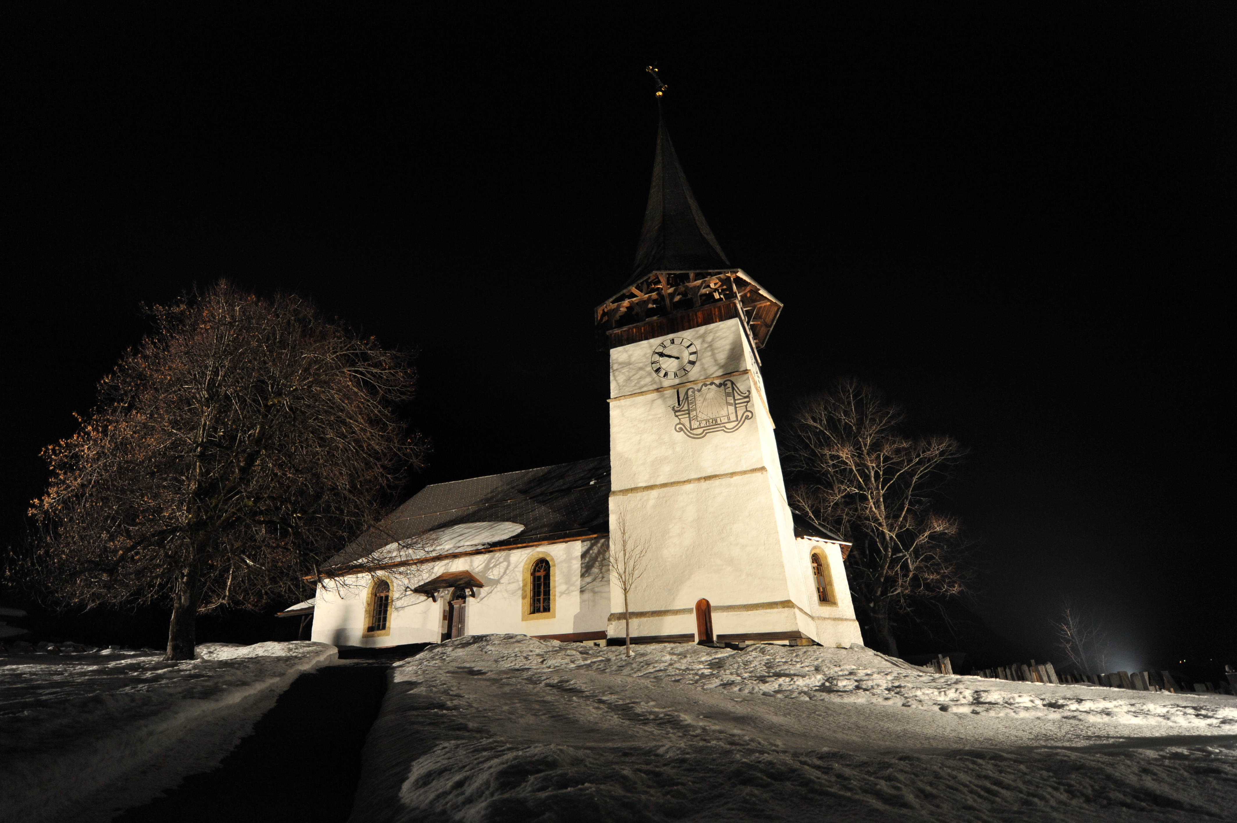 Kirche Därstetten
