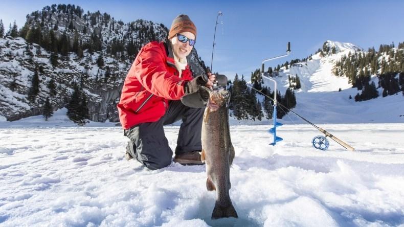 Eisfischen Stockhorn
