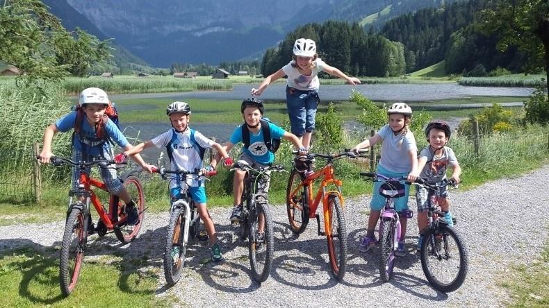 Kinderprogramm: Biketechnik-Kurs für Kinder Lenkerseeli