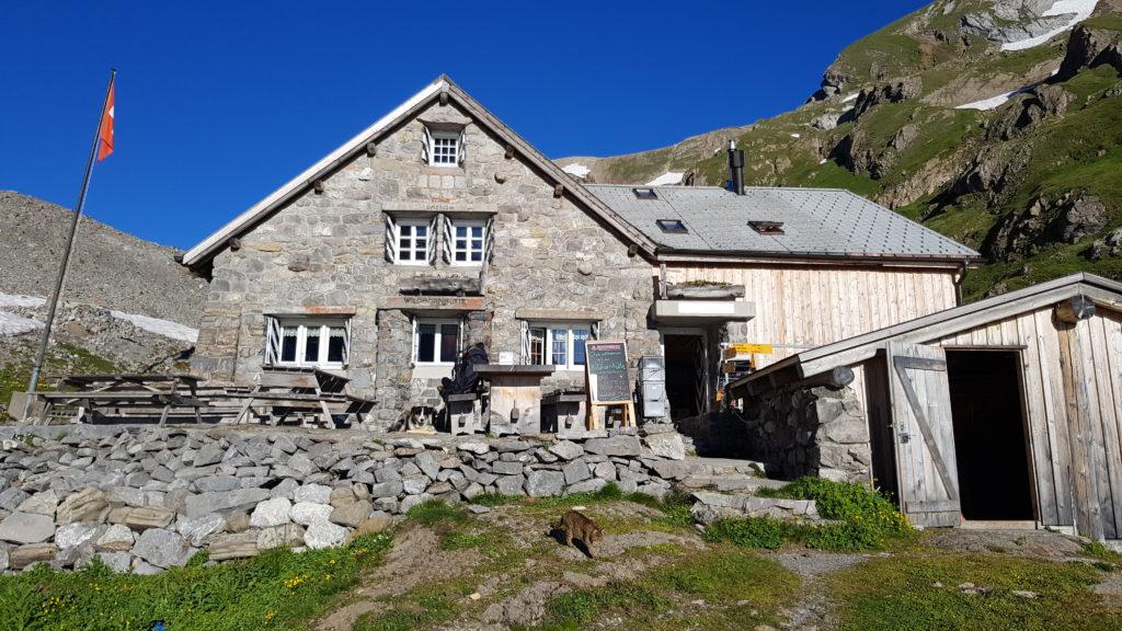 Erlebnis Wildhornhütte