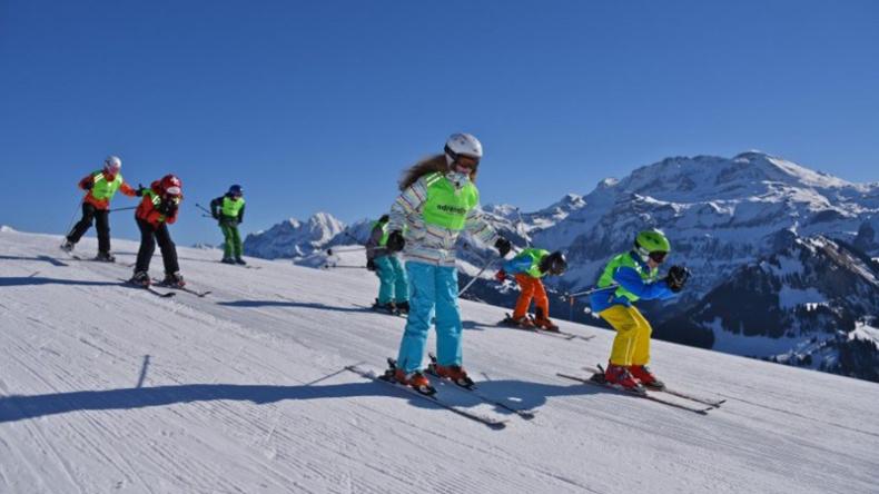 Adrenalin Skischule Lenk