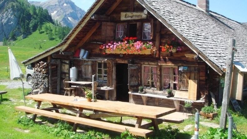 Berghaus Langermatte