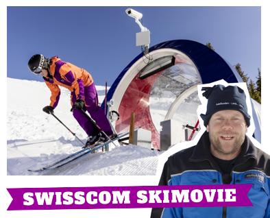 Pisten-Jürg Extratipp Swisscom Skimovie