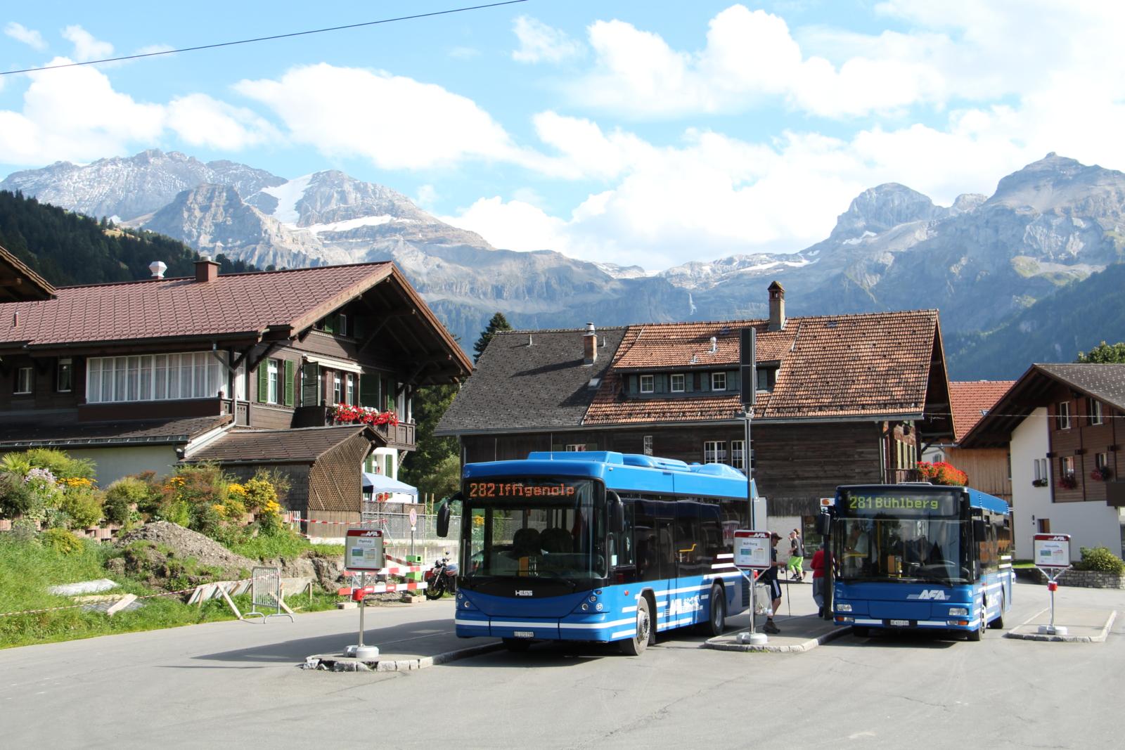 Lenk Bus AFA