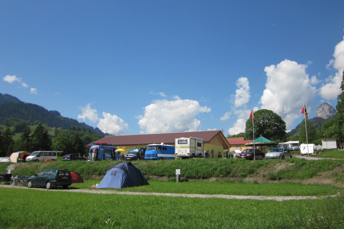 Camping Arnist Oberwil