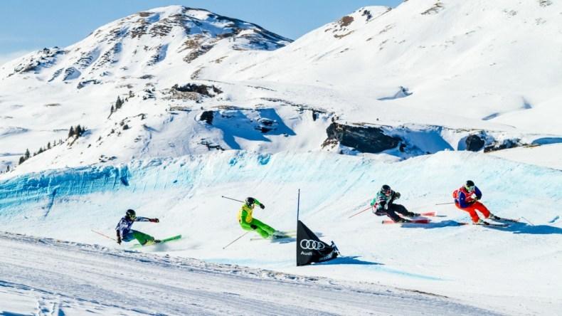 Audi Skicross Tour Lenk Betelberg