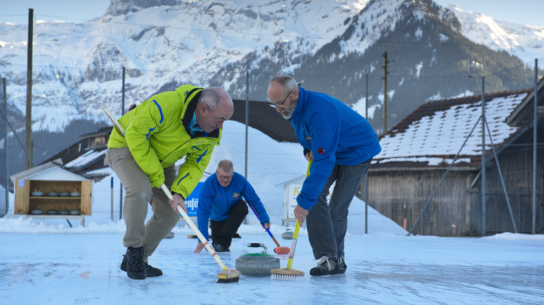 Curling TEC Lenk