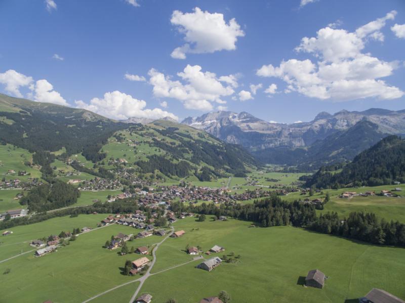 Die Lenk und der wohl schönste Talabschluss der Alpen