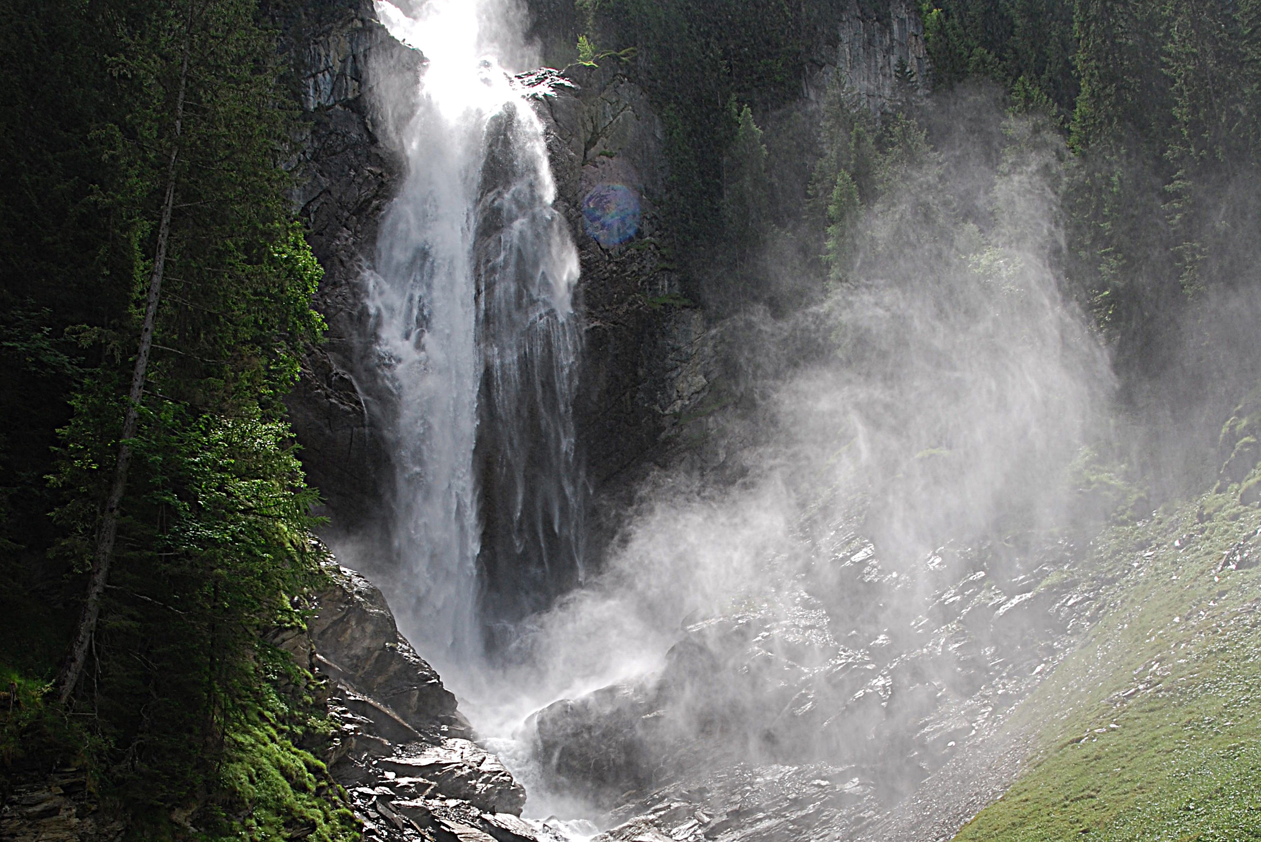 Iffigfall at Lenk