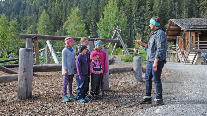 Kinderprogramm: Jodeln am Lenkerseeli Lenk