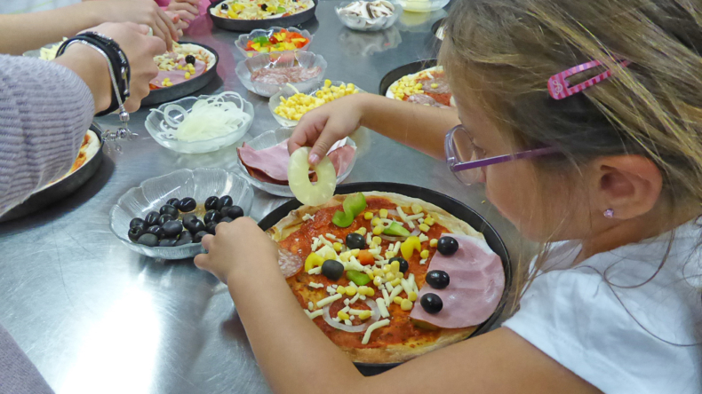 Kinderprogramm: Pizza backen Lenk