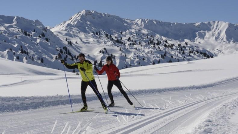 Lenk-Simmental Langlauf Leiterli