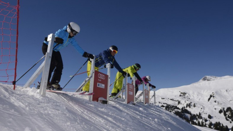 Audi Skicross Gold Park Betelberg