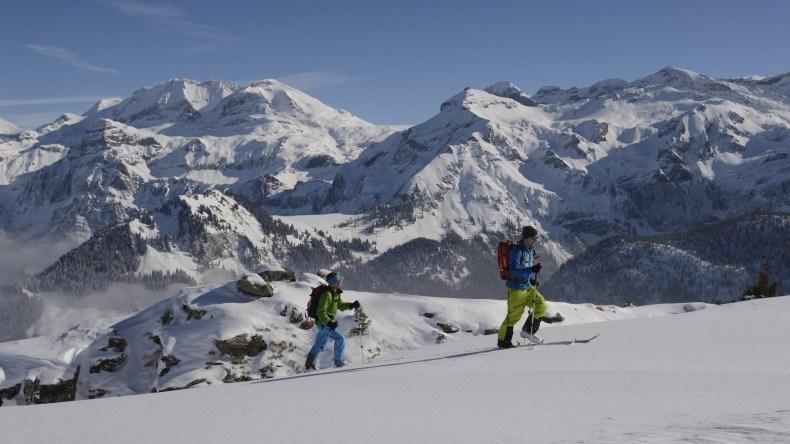 Lenk-Simmental Skitour