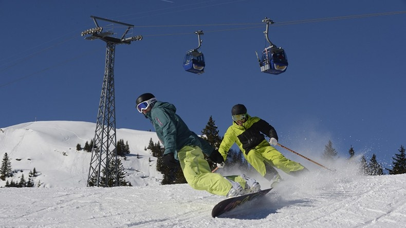 Lenk Betelberg Ski & Snowboard