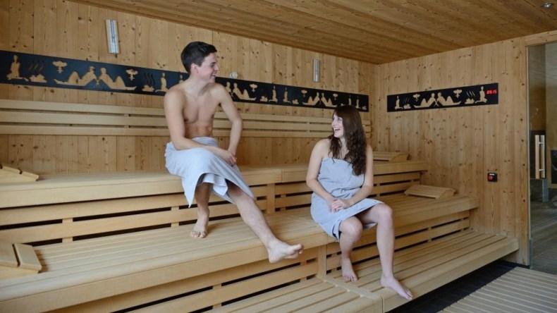 Wellness und Spa im Wallbach Bad Lenk