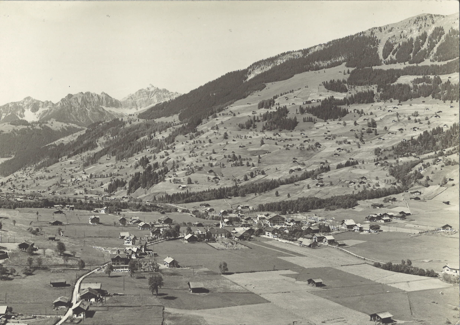 View in direction of the Spilgerten in 1912