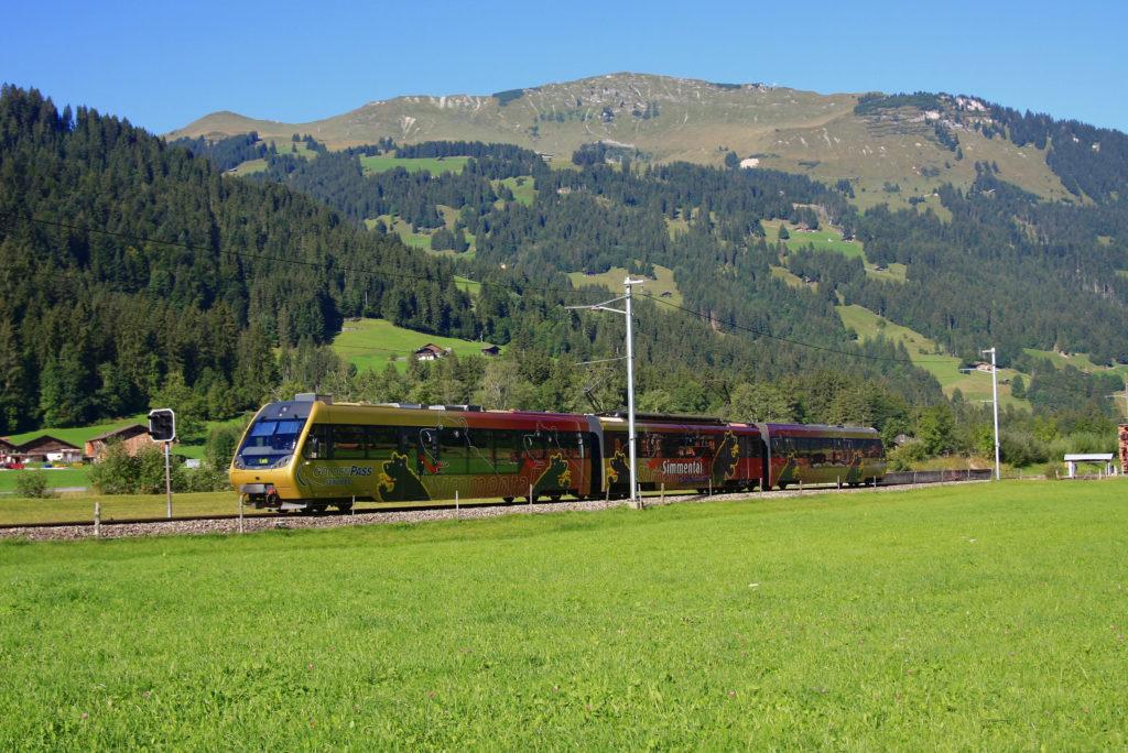 Train de MOB