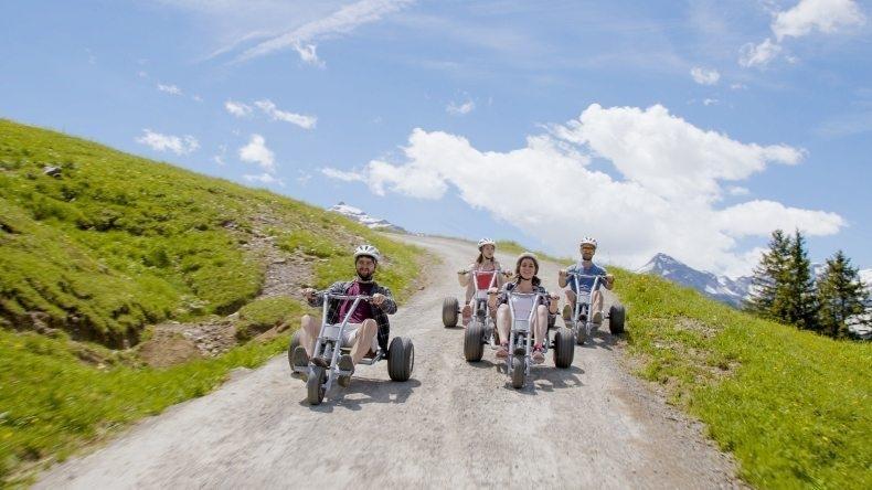 Mountain Cart Metsch