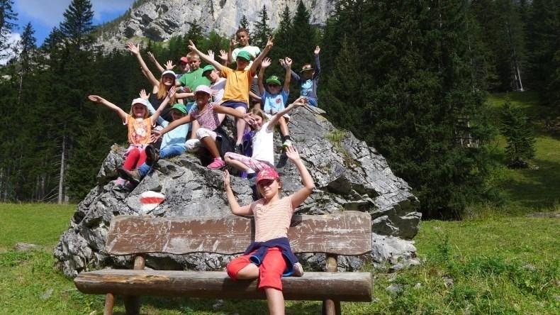 Kinderprogramm: Besuch auf der Alp