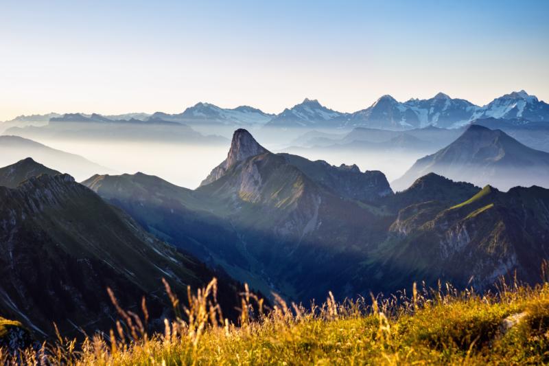 Das Stockhorn und sein imposantes Panorama