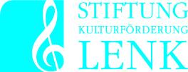 Logo Stiftung Kulturföderung Lenk