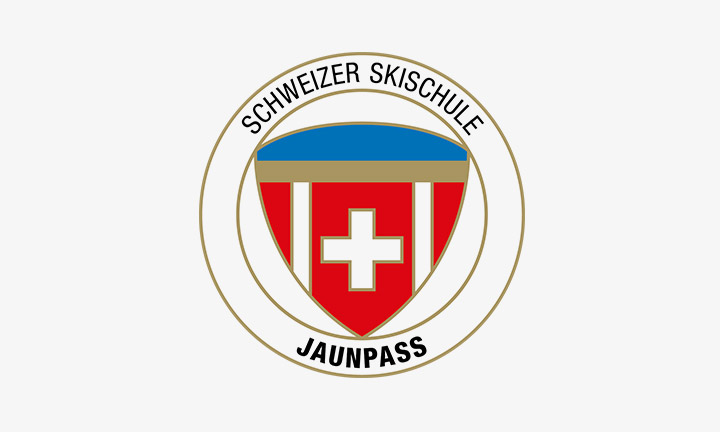 Logo Schweizer Skischule Jaunpass