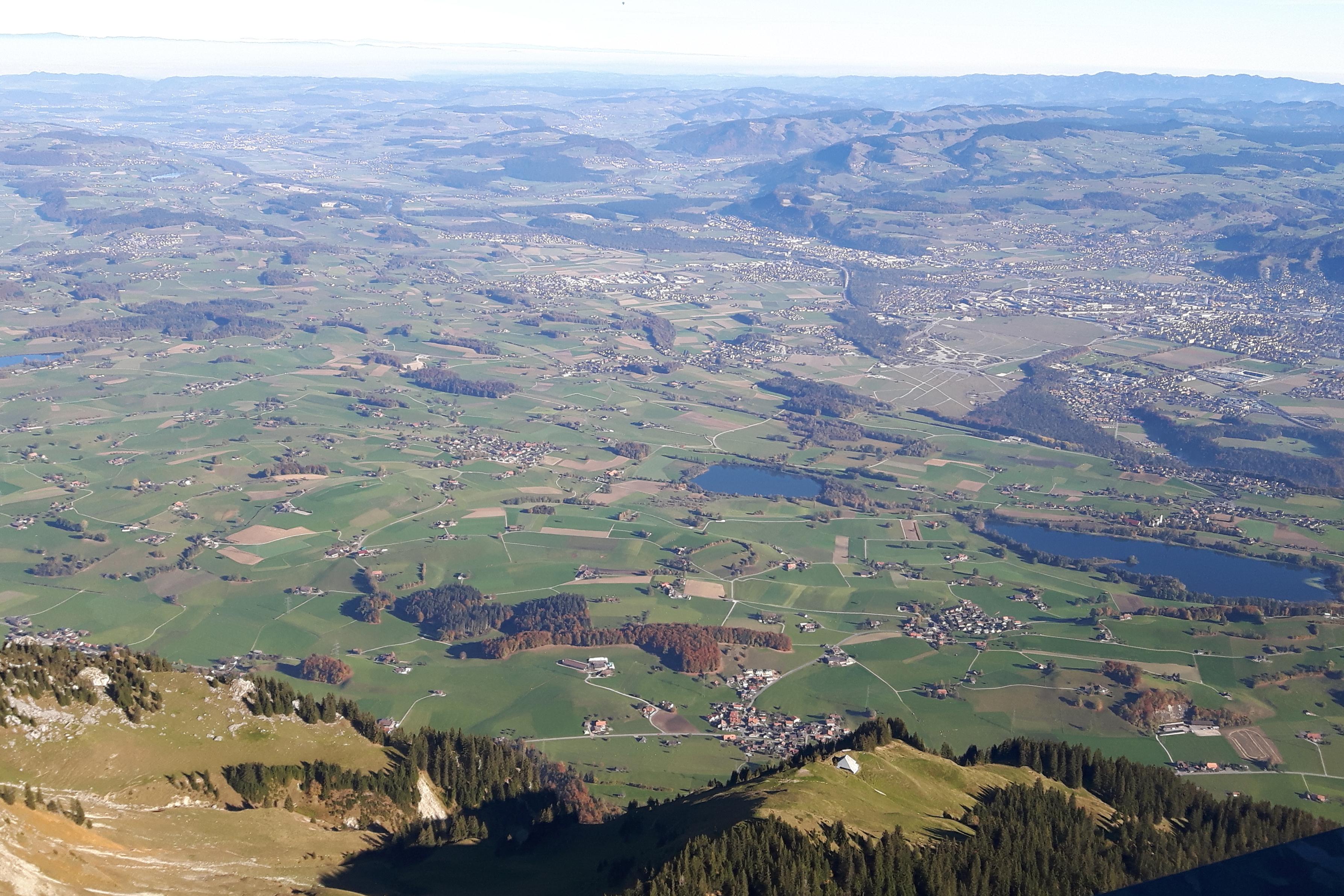 Erlebnis Iris: Aussicht vom Stockhorn