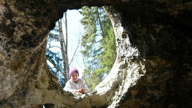 Höhlenpfad Oberwil