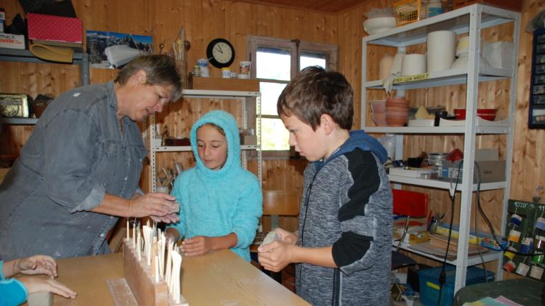 Kinderprogramm: Kinder-Töpferkurs am Bühlberg Lenk