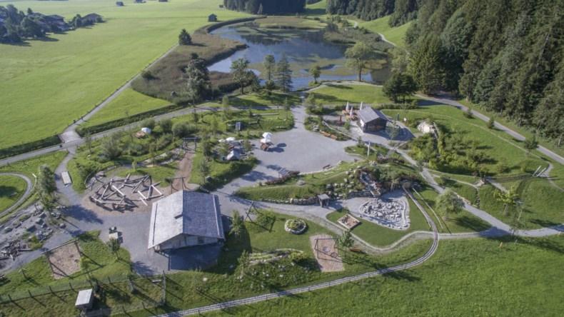 AlpKultur Spielplatz Lenkerseeli
