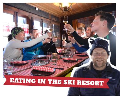 Extratipp Jürg: eating in the ski resort