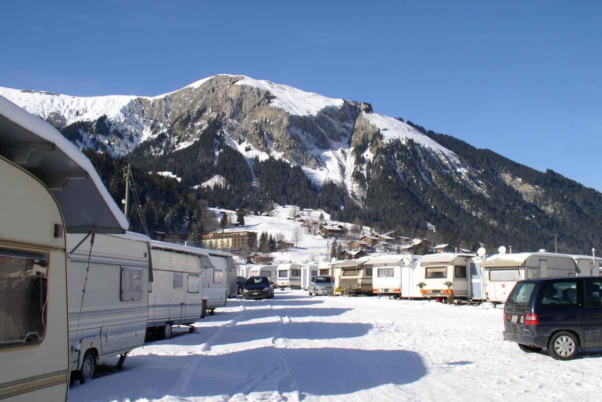 Camping Seegarten Lenk