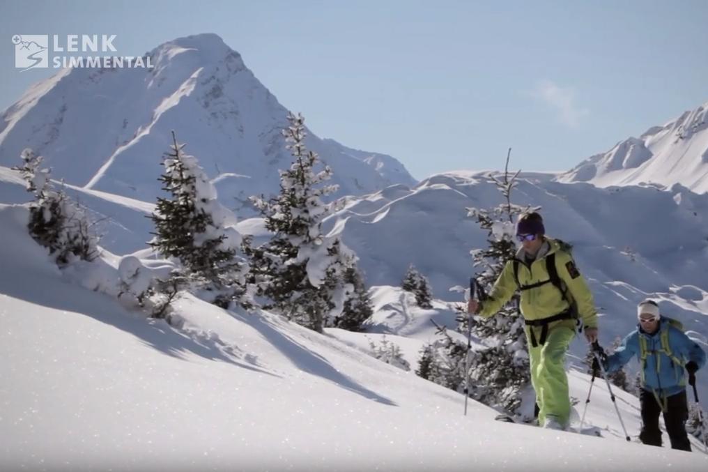 Lenk-Simmental winter film