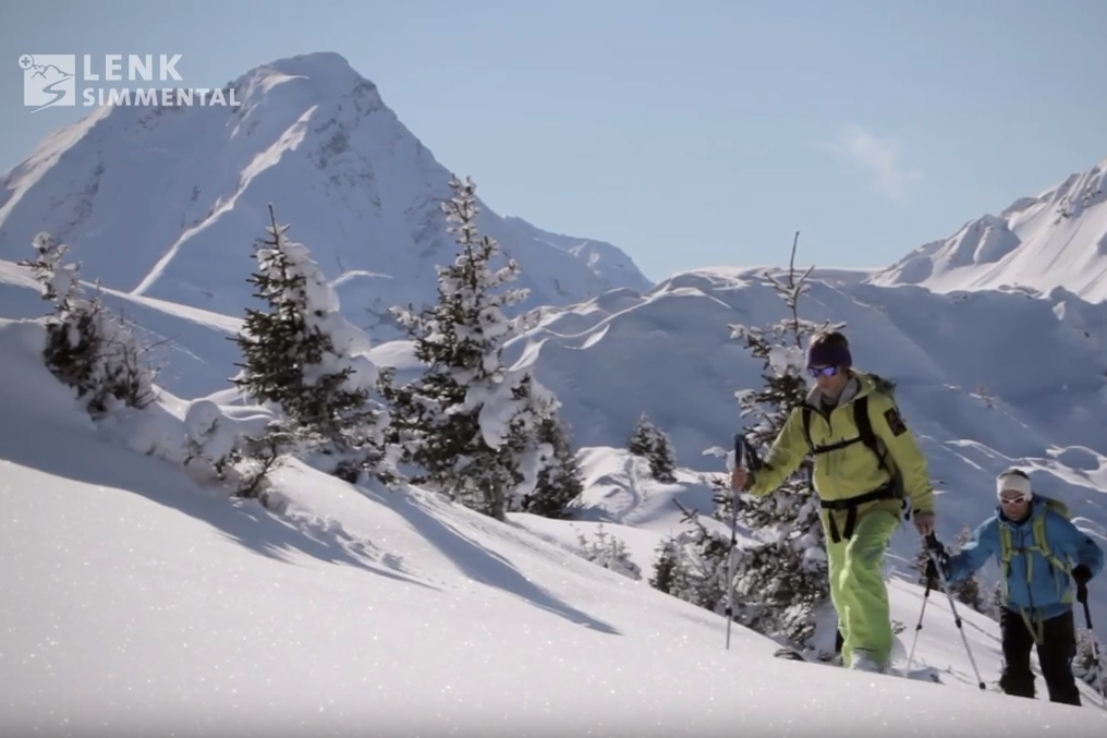 Lenk-Simmental Winterfilm
