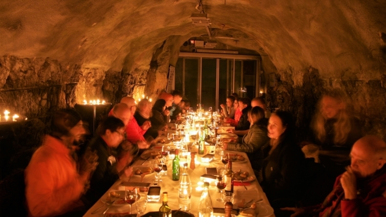 Raclette au Stockhorn