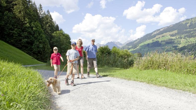 Lenk-Simmental Familienwandern Lenkerseeli