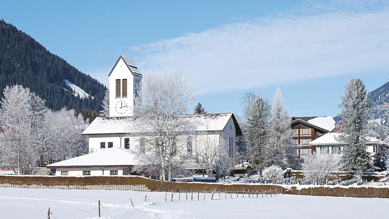 Kirche Lenk