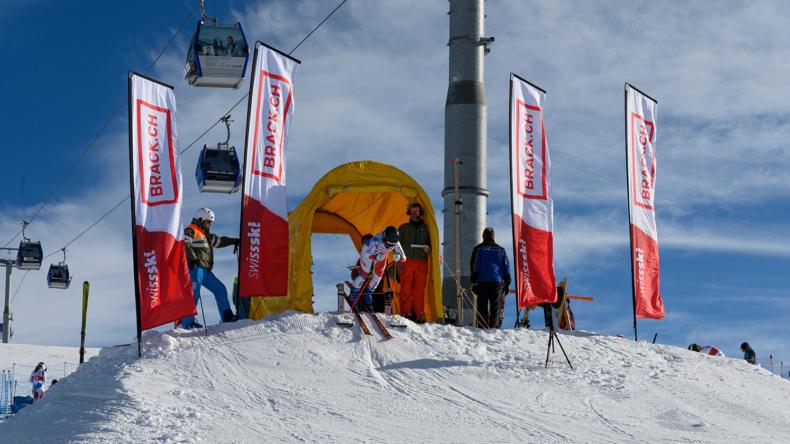 Brack.ch FIS Riesenslalom der Damen an der Lenk