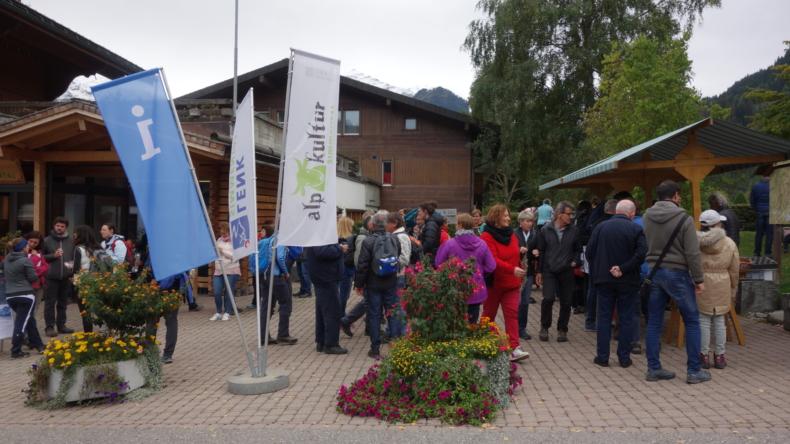 AlpKultur Gästeapéro Lenk