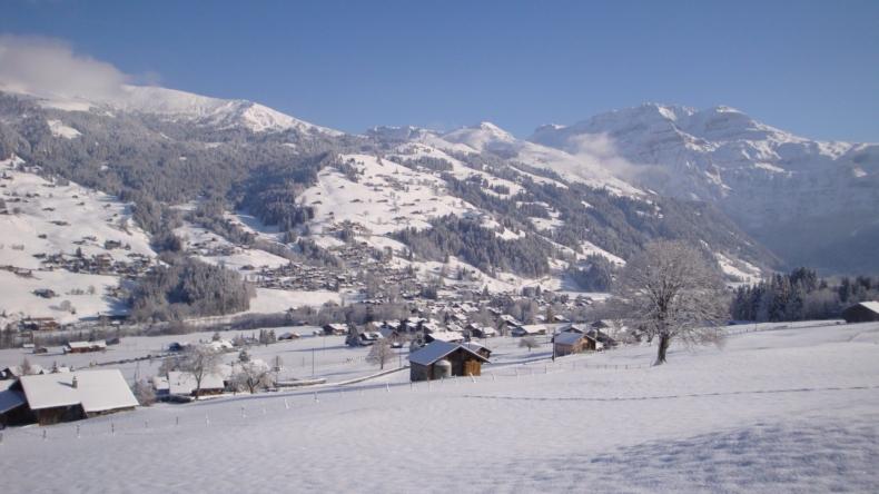 Lenk Winter