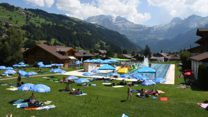 Wallbach Bad Lenk